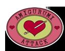 Amigurumi Attack Logo