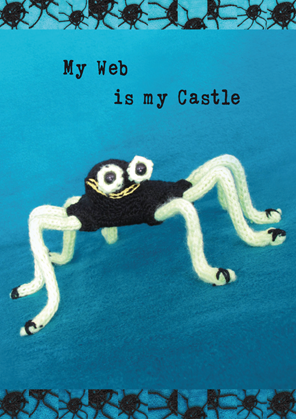 My web is my castle