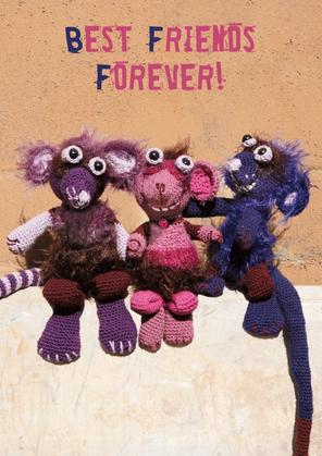 Best Friends Forever!