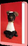 Hund (Doppelkarte)