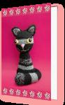 Katze (Doppelkarte)